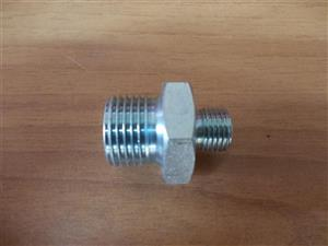 "Niplu hidraulic 1/2""-1/4"" filet gaz"