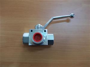 "Robinet hidraulic 1/2"" 3 cai filet gaz interior"