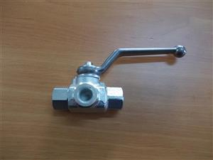 "Robinet hidraulic 1/4"" 3 cai filet gaz interior"
